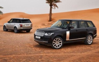 Land Rover Range Rover Autobiography (2010). 48 фото