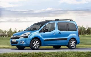 Citroen Berlingo Multispace 2012 — универсал для семьи и бизнеса