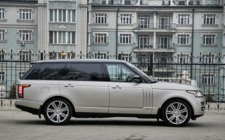 Land Rover Range Rover Autobiography (2011). 44 фото