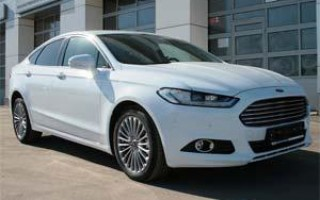 Ford Mondeo 2015. Обзор