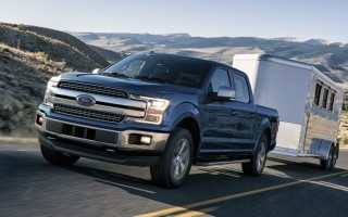 Ford F-150 стал мощнее